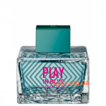 Туалетна вода Play In Blue Seduction For Women, 80 мл