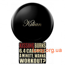 By Kilian Kissing Burns 6.4 Calories A Minute. Wanna Work Out? Парфюмированная вода 100ml