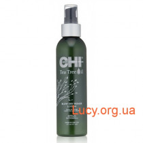 Chi tea tree oil blow dry primer lotion лосьон для кожи головы с маслом чайного дерева 177 мл