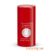 Дезодорант-стік Davidoff Champion Energy 70 гр