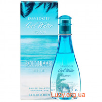 Туалетна вода Cool Water Exotic Summer 100 мл