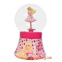 Гель-пена для душа Snow Globe Barbie 3D (250 мл)