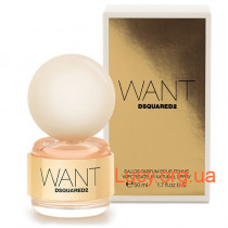 Парфумована вода Dsquared2 Want, 100 мл