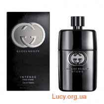 Туалетна вода Gucci Guilty Intense pour Homme 50 мл
