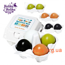 Holika Holika - Smooth Egg Soap Egg - Мыло-маска