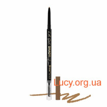 Карандаш для бровей LA Girl - Shady Slim Brow Pencil (Taupe)