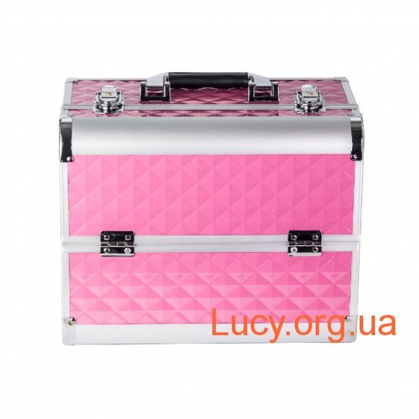 Кейс для косметики купить розовый косметика paese купить в воронеже