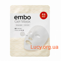 Гель-маска для лица - Missha Embo Gel Mask (Shining-Bomb) - M8906