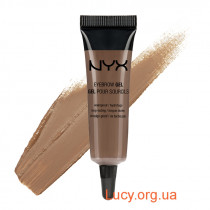 Гель для брів NYX - CHOCOLATE - №EBG02, 10 мл
