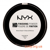 Фиксирующая пудра NYX HIGH DEFINITION FINISHING POWDER 8 г TRANSLUCENT (HDFP01)