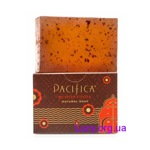 Pacifica Натуральне мило - Mexican Cocoa / 170 г