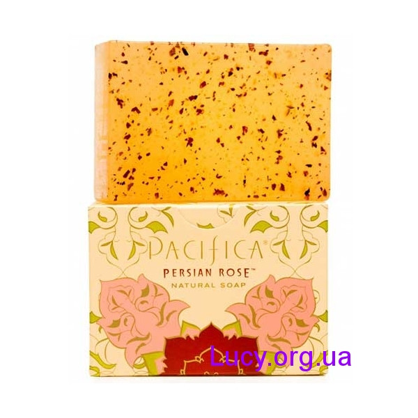 Pacifica Натуральне мило - Persian Rose / 170 г