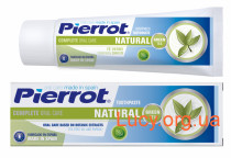 Зубна паста з зеленим чаєм – Pierrot Green Tea Toothpaste – Ref.87, 75мл