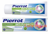 Зубна паста з м'ятою і фтором – Pierrot Natural Freshness Toothpaste – Ref.53, 75мл