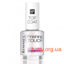 Rimmel FINISHING TOUCH верхнее покрытие -
