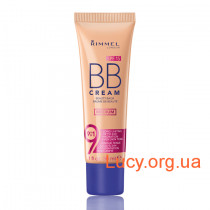 Rimmel BB CREAM 9-in-1 основа тональная №02Medium