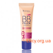 Rimmel BB CREAM 9-in-1 основа тональная №03Light medium