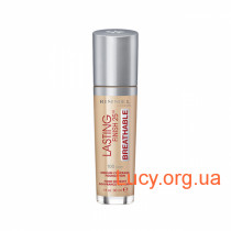 Rimmel RM LASTING FINISH BREATHABLE тональна основа №100