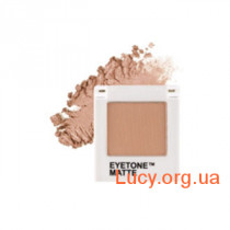 Матовые тени для век - Tony Moly EYE TONE SINGLE SHADOW M04 TOUCH NUDE - EM04041300