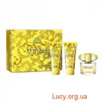 Versace Yellow Diamond Набір