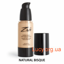 Тональна основа Zuii Natural Bisque 30 мл