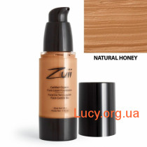 Тональна основа Zuii Natural Honey 30 мл